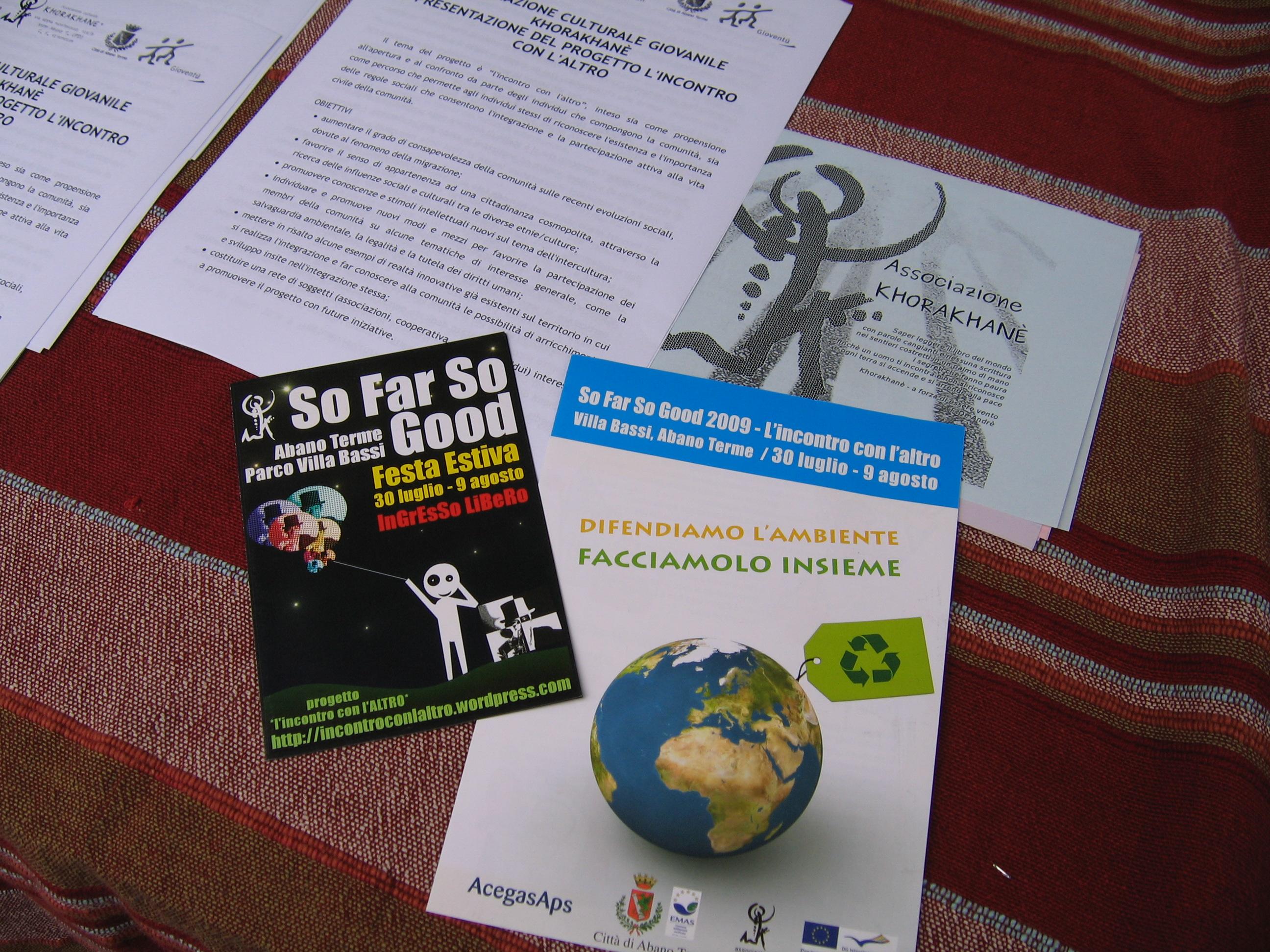 Khorakhane e Aps insieme per l'ambiente
